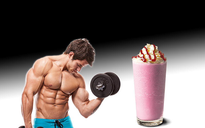 Drink These Healthy Shake after Doing Gym for making Body Double Fastly