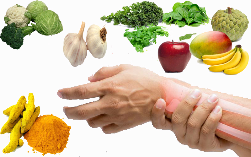 5 Things should be included in Daily Food by Arthritis Patients