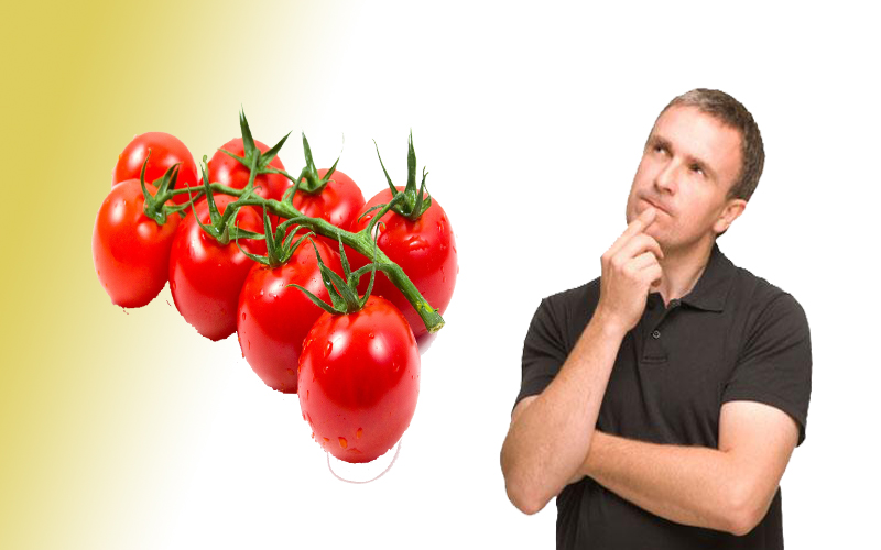 Does tomato eat stones Know what the truth is