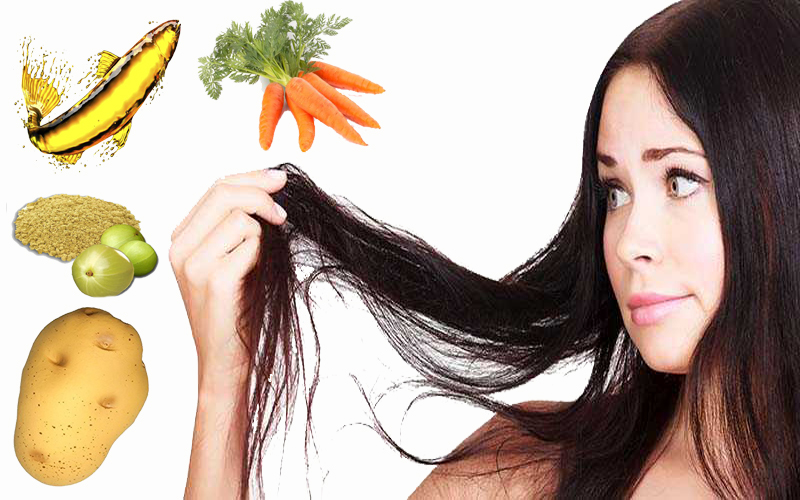 Use These 5 Easy Tips to grow Hair Again