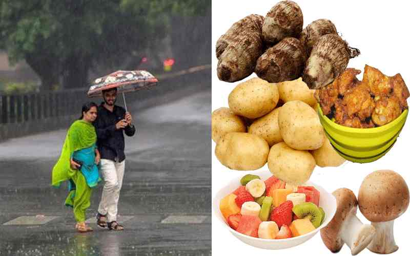 Avoid These Food and Vegetables in Monsoon