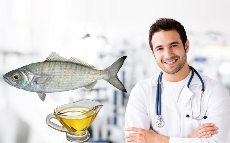 Fish Oil Reduces the Risk of Bleeding During Surgery