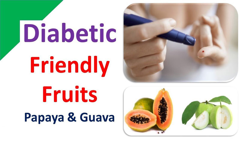 Diabetes Diet - 5 Diabetic Friendly Fruits