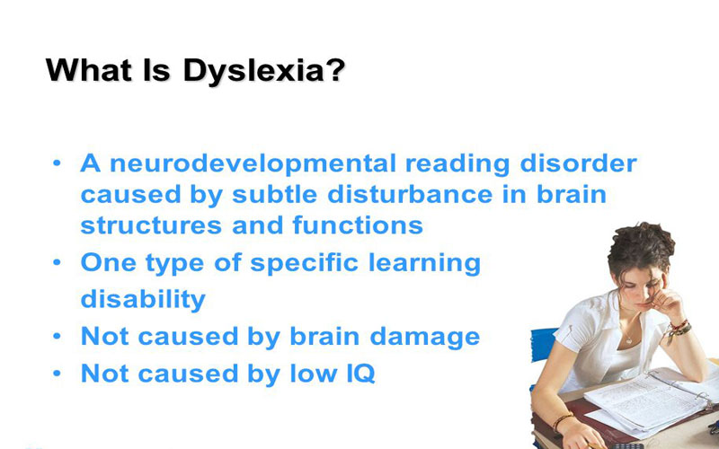 How Dyslexia Disorder affects Child's Ability to Learn and ...