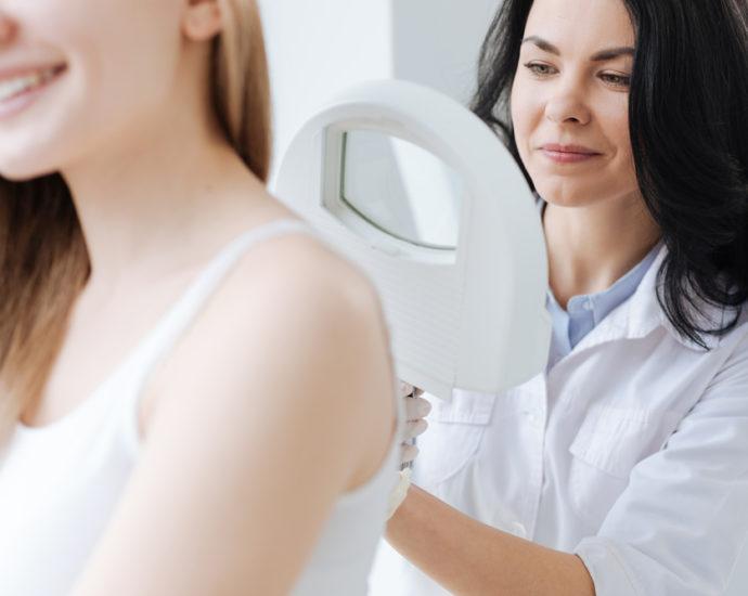 Skin Specialist or a Dermatologist