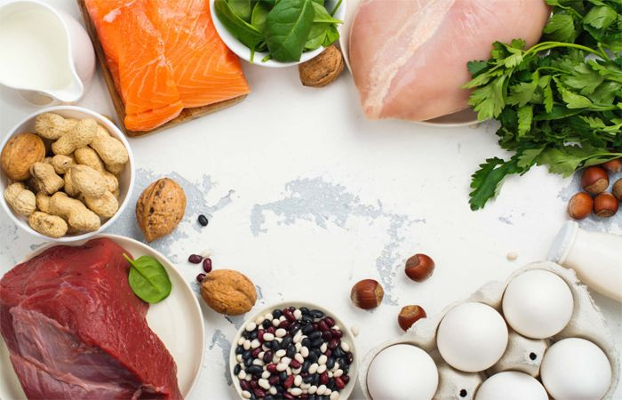Healthy Foods 5 Protein-Rich Foods That Will Improve Your Muscle Growth