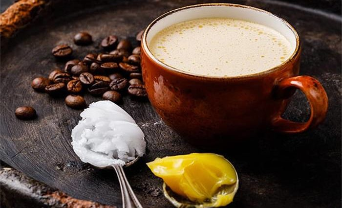 Reduce Weight Faster by Combination of Coffee and Coconut Oil-compressed