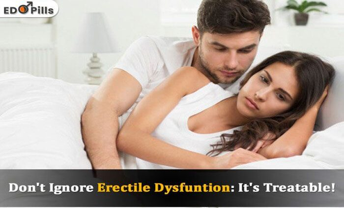How to Treat Erectile Dysfunction
