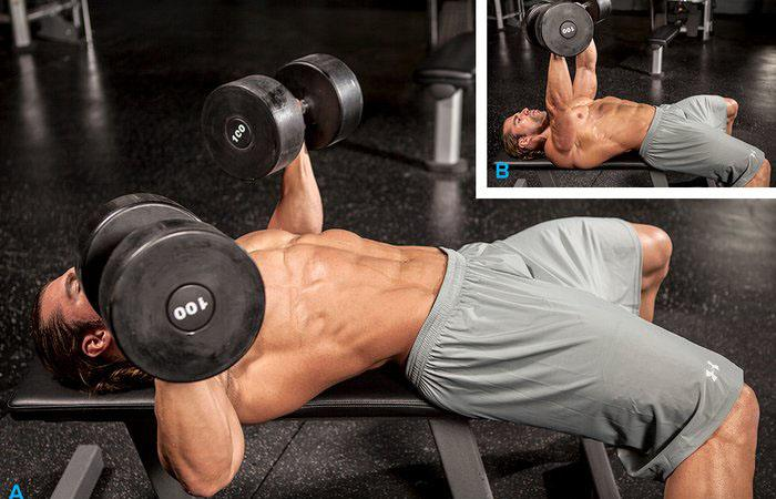 What to Do to Strengthen Chest