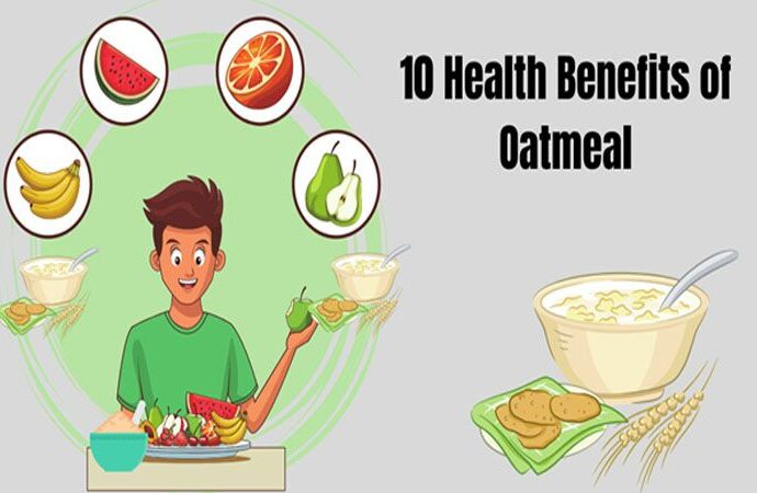 10 Health Benefits of Oatmeal