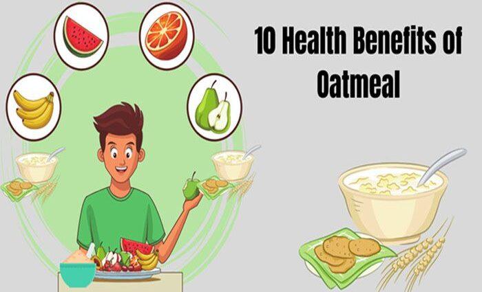 10 Health Benefits of Oatmeal