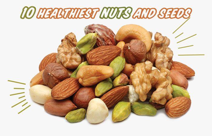 10 Healthy Nuts