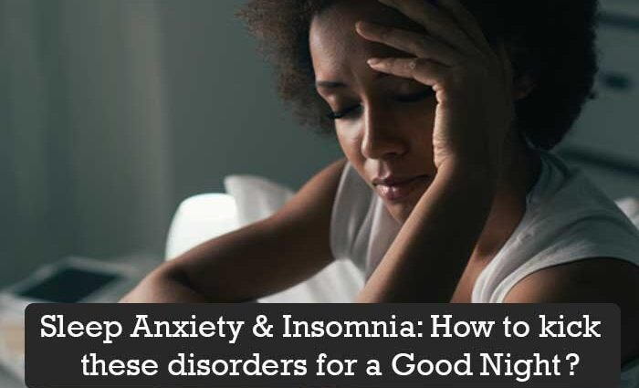Sleep Anxiety & Insomnia