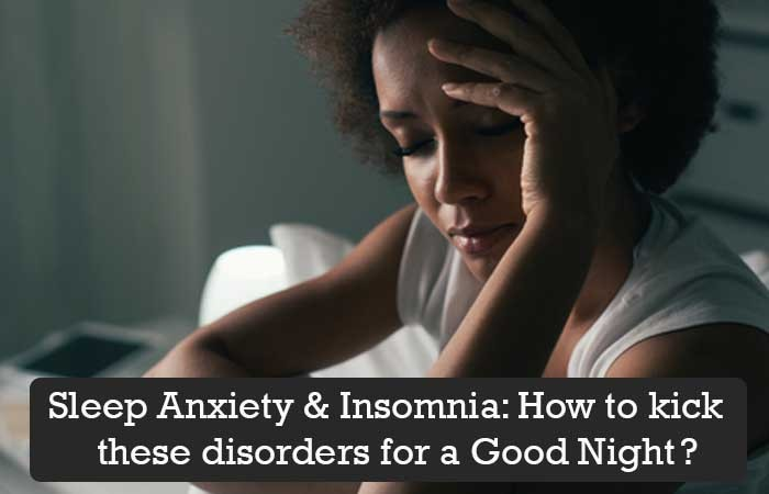 Sleep Anxiety & Insomnia