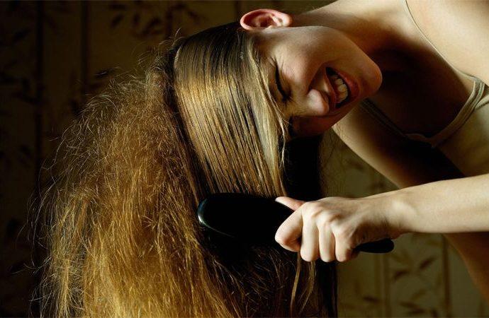 Frizzy Hair